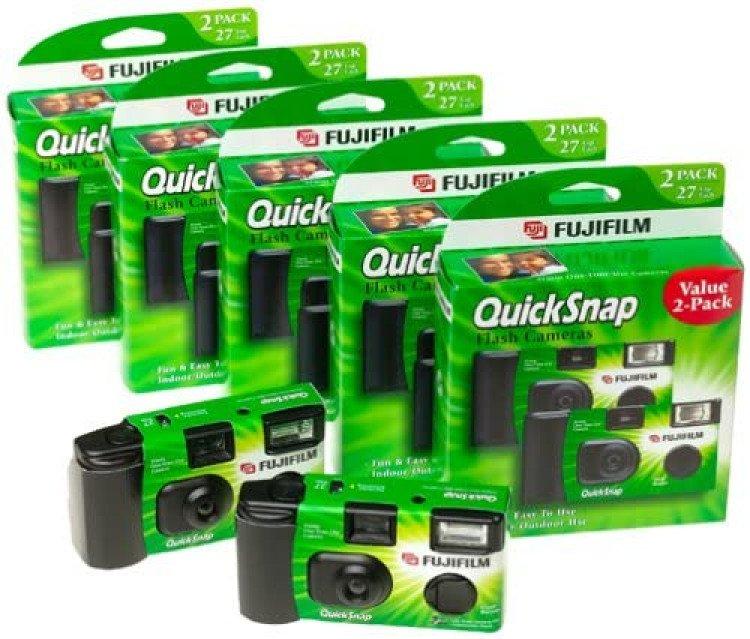 Disposable Cameras 10pk